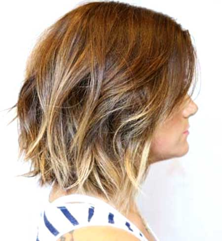 Brown Light Blonde Ombre