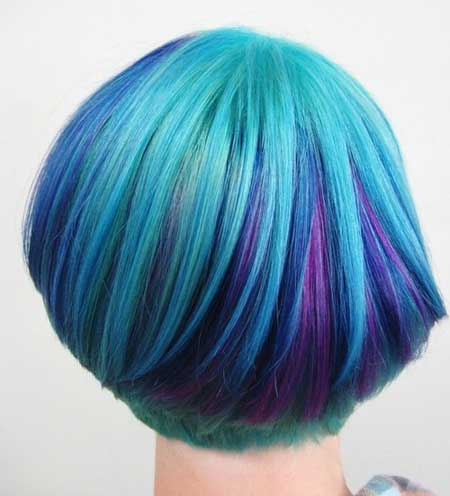 Colors for Short Hair