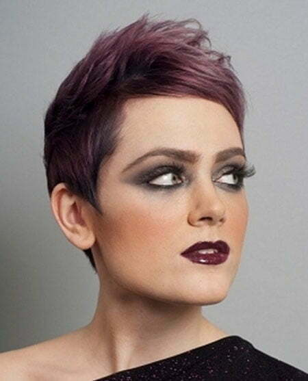 Charming Pixie Cut