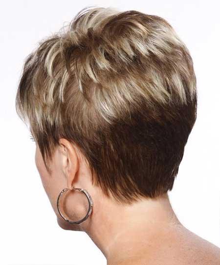 Cute Easy Hairstyles for Short Hair_1