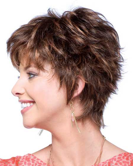 Cute Easy Hairstyles for Short Hair_11