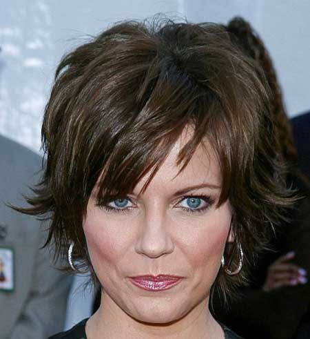Cute Easy Hairstyles for Short Hair_15