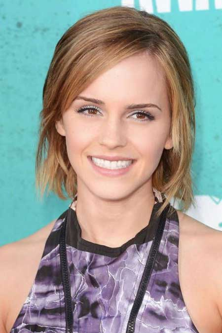Cute Easy Hairstyles for Short Hair_17