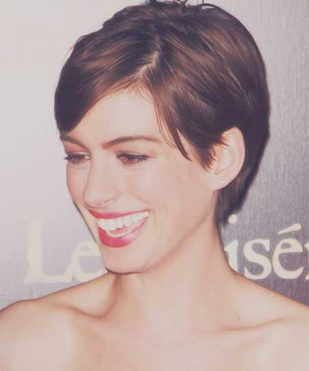 Cute Easy Hairstyles for Short Hair_3