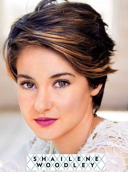 Excellent Cute Easy Hairstyles For Short Hair Short Hairstyles 2016 2017 Hairstyles For Women Draintrainus