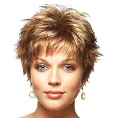 Cute Easy Hairstyles for Short Hair_9