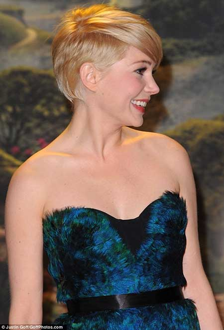Cute Hairstyles for Short Hair 2014_10