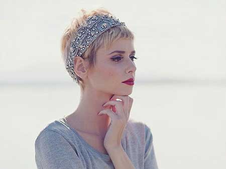 Cute Hairstyles for Short Hair 2014_16