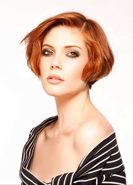 Cute Hairstyles for Short Hair 2014_17