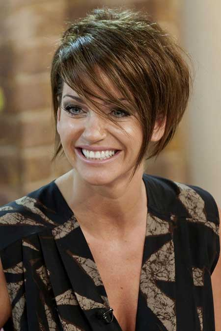 Cute Hairstyles for Short Hair 2014_18
