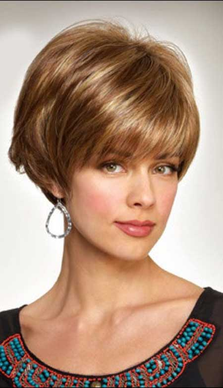 Cute Hairstyles for Short Hair 2014_3