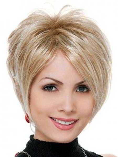 Cute Hairstyles for Short Hair 2014_4