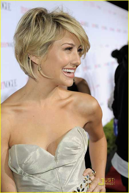 Cute Hairstyles for Short Hair 2014_6