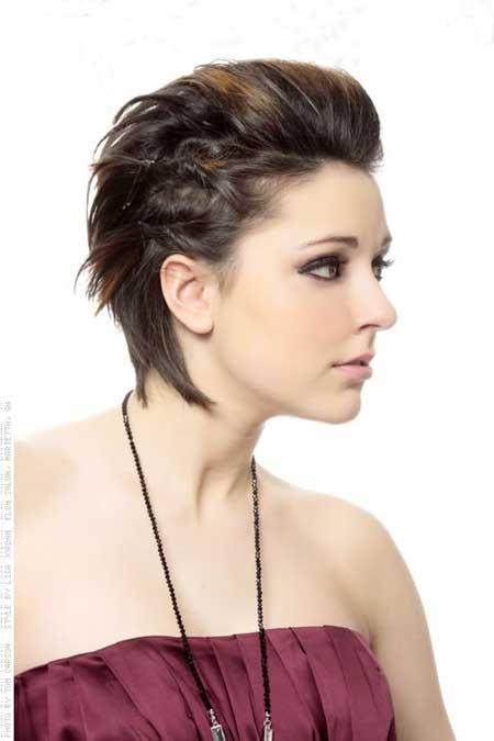 Cute Hairstyles for Short Hair 2014_7