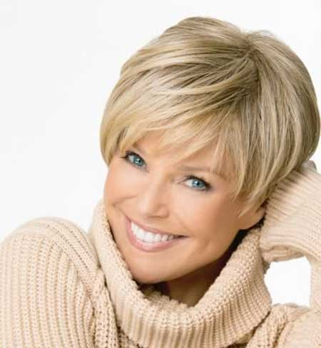 Cute Hairstyles for Short Hair 2014_9