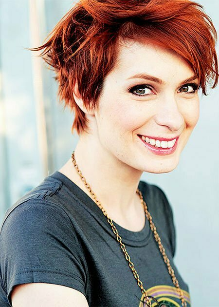 Cute Ideas for Short Hair_9