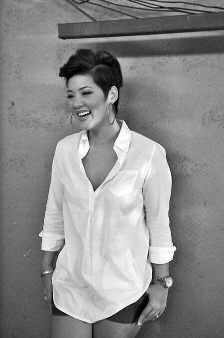 Cute Short Asian Hairstyles_3