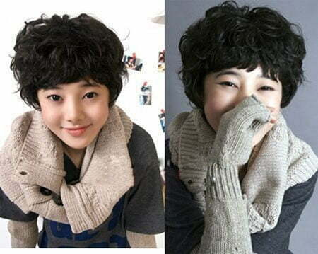 Cute Short Asian Hairstyles_7