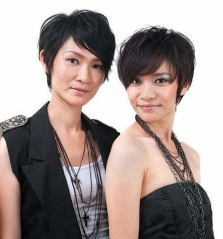 Cute Short Asian Hairstyles_8