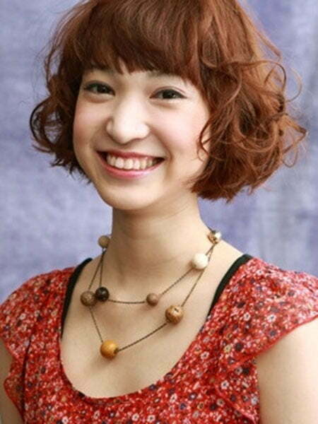 Cute Short Asian Hairstyles_9
