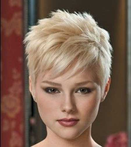 Fine 30 Short Blonde Hairstyles Short Hairstyles 2016 2017 Most Hairstyle Inspiration Daily Dogsangcom