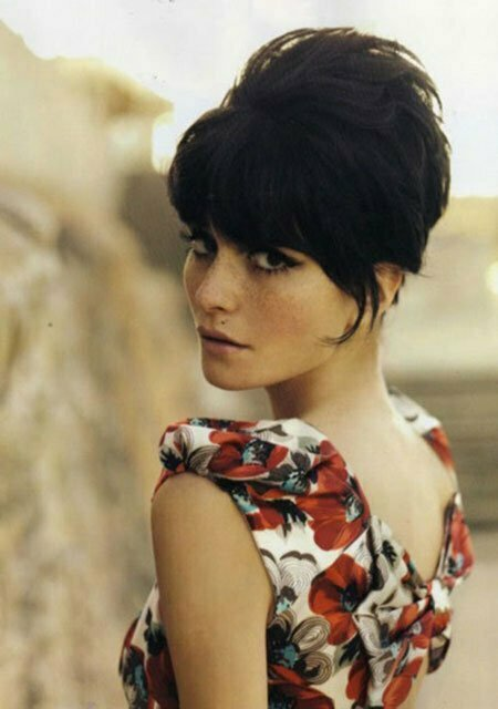 Adored Vintage 12 Vintage Hairstyles To Try For: Cute Hair İdeas For Short Hair