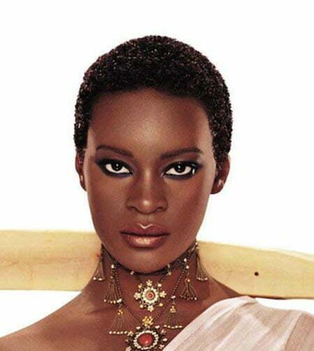 Brilliant Easy Short Hairstyles For Black Women Short Hairstyles 2016 Short Hairstyles For Black Women Fulllsitofus