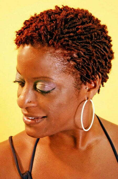 Easy Short Hairstyles for Black Women_14