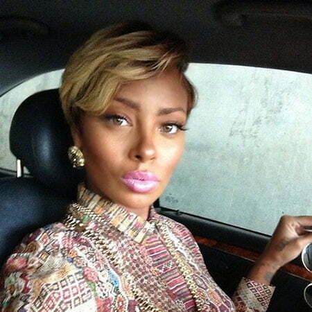 Easy Short Hairstyles for Black Women_17