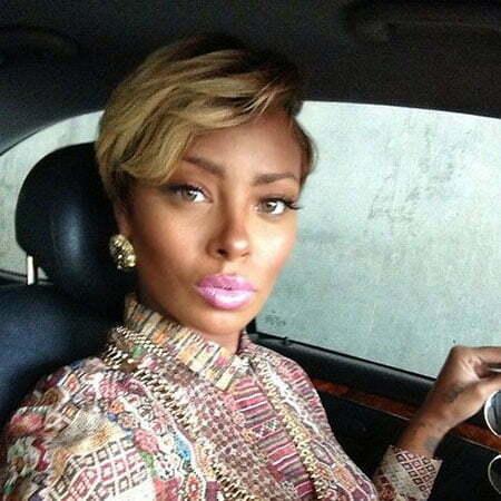 Marvelous Easy Short Hairstyles For Black Women Short Hairstyles 2016 Short Hairstyles Gunalazisus