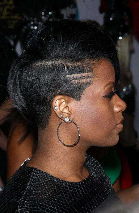 Easy Short Hairstyles for Black Women_3