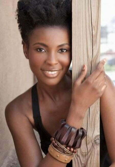 Easy Short Hairstyles for Black Women_6