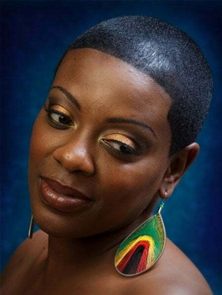 Easy Short Hairstyles for Black Women_9