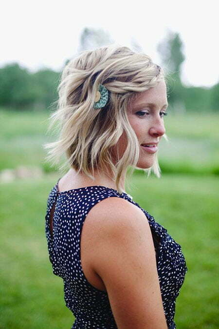 Incredible 15 Best Short Braid Hairstyles 2013 2014 Short Hairstyles 2016 Hairstyle Inspiration Daily Dogsangcom