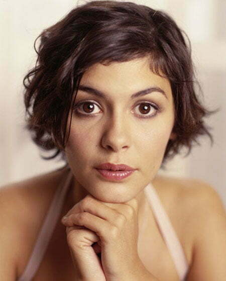 Cool Short Styles For Wavy Hair 2013 2014 Short Hairstyles 2016 Short Hairstyles For Black Women Fulllsitofus