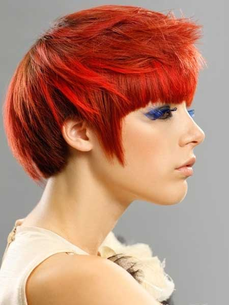 Hair Color for Short Hair 2014_1