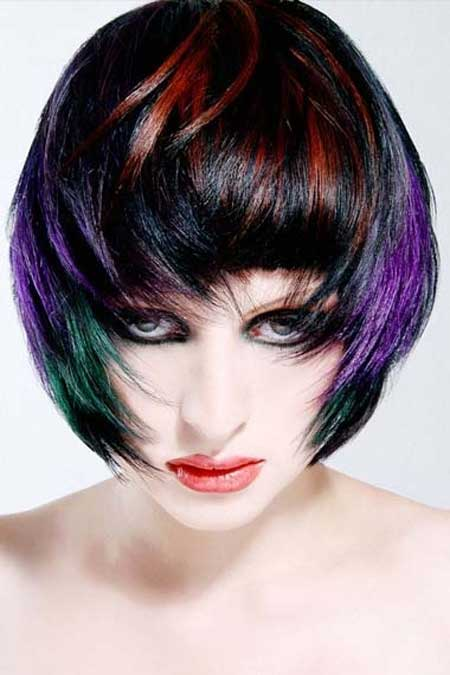 Hair Color for Short Hair 2014_16