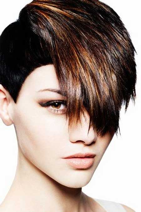 Wondrous Hair Color For Short Hair 2014 Short Hairstyles 2016 2017 Hairstyle Inspiration Daily Dogsangcom