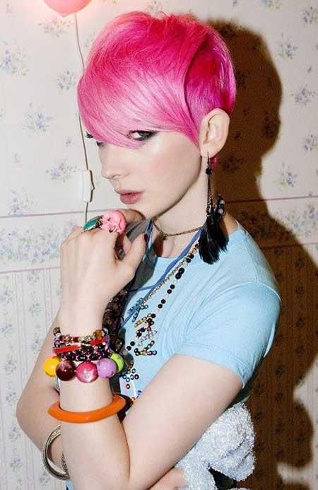 Hair Color for Short Hair 2014_3