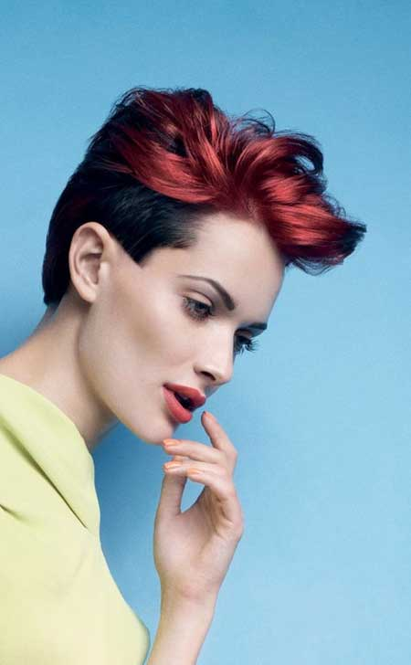 Hair Color for Short Hair 2014_4