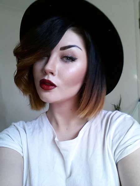 Hair Color For Short