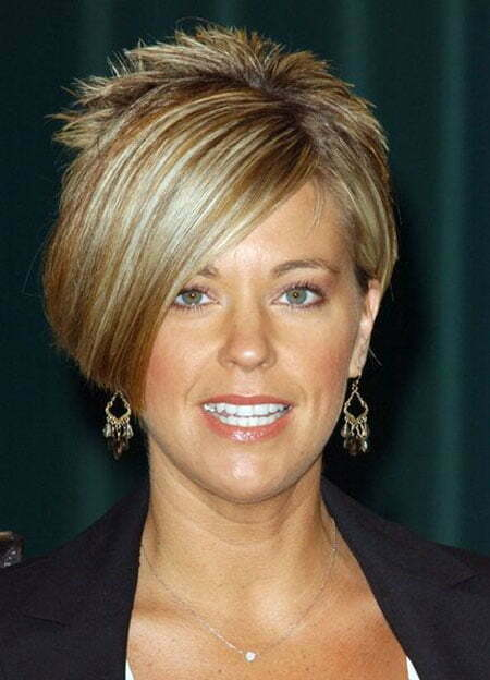 Hair Styles with Bangs for Short Hair_9