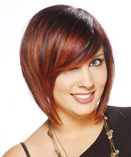 Hairstyles with Short Straight Hair_10