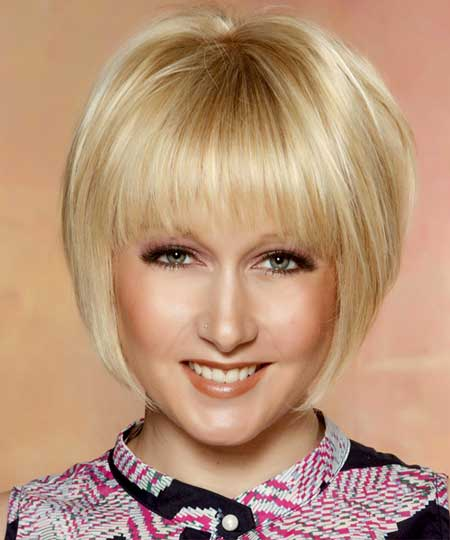 Hairstyles with Short Straight Hair_13