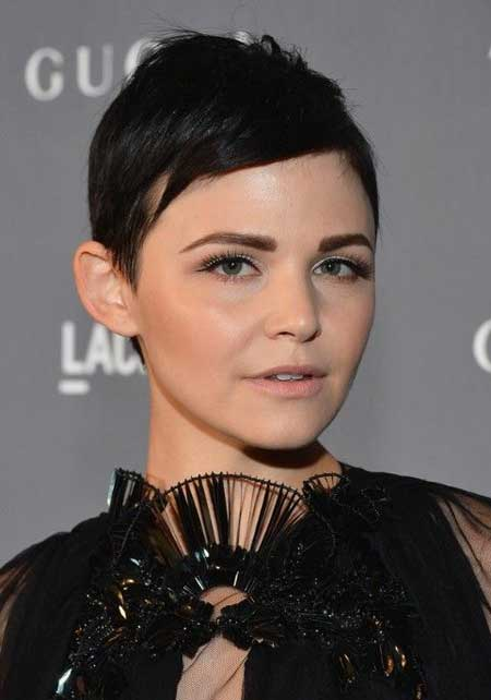 Hairstyles with Short Straight Hair_2