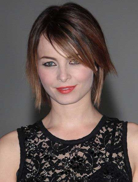 Hairstyles with Short Straight Hair_5