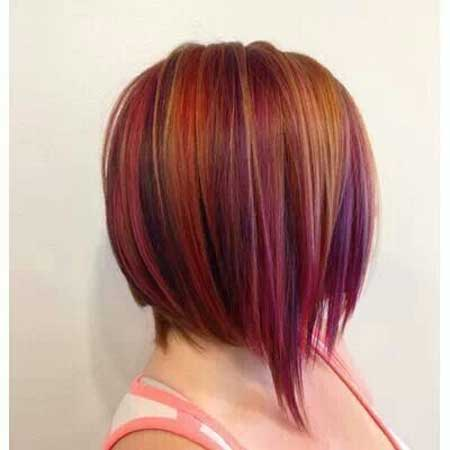 Super Inverted Bob Haircuts 2013 2014 Short Hairstyles 2016 2017 Hairstyles For Women Draintrainus
