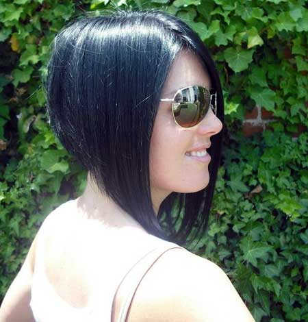 Astounding Inverted Bob Haircuts 2013 2014 Short Hairstyles 2016 2017 Hairstyles For Women Draintrainus