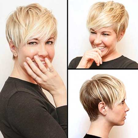 Swell 20 Long Pixie Hairstyles Short Hairstyles 2016 2017 Most Hairstyle Inspiration Daily Dogsangcom