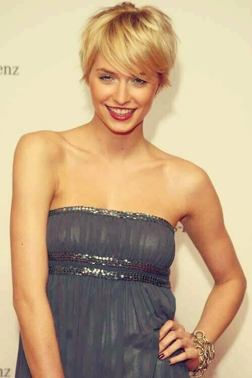 Incredible Short Blonde Pixie Hairstyles 2013 2014 Short Hairstyles 2016 Hairstyle Inspiration Daily Dogsangcom